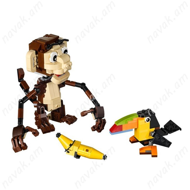 Lego Forest Animals 31019 3 in 1