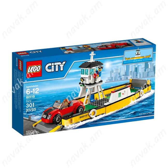 Lego Ferry 60119