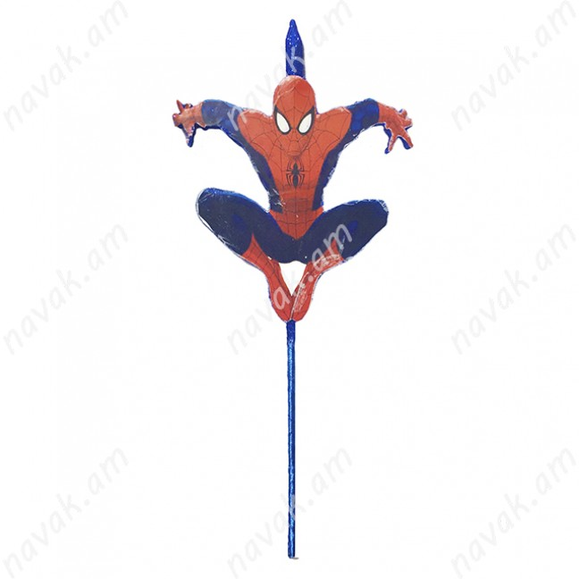 Մոմ Spiderman