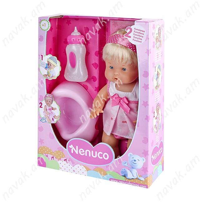 Ինտերակտիվ տիկնիկ Nenuco աղջիկ