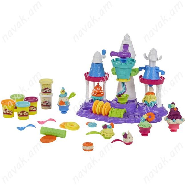Play Doh հավաքածու Ice Cream Castle B5523