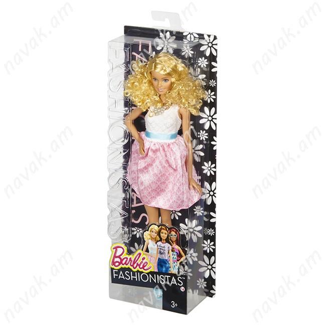 Տիկնիկ Barbie Նորաձևիկ