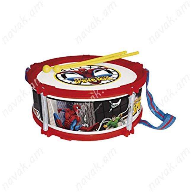 Թմբուկ Spiderman