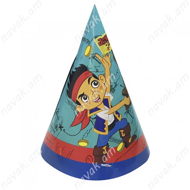 Գլխարկ Jake and Pirates of Neverland 1 հատ